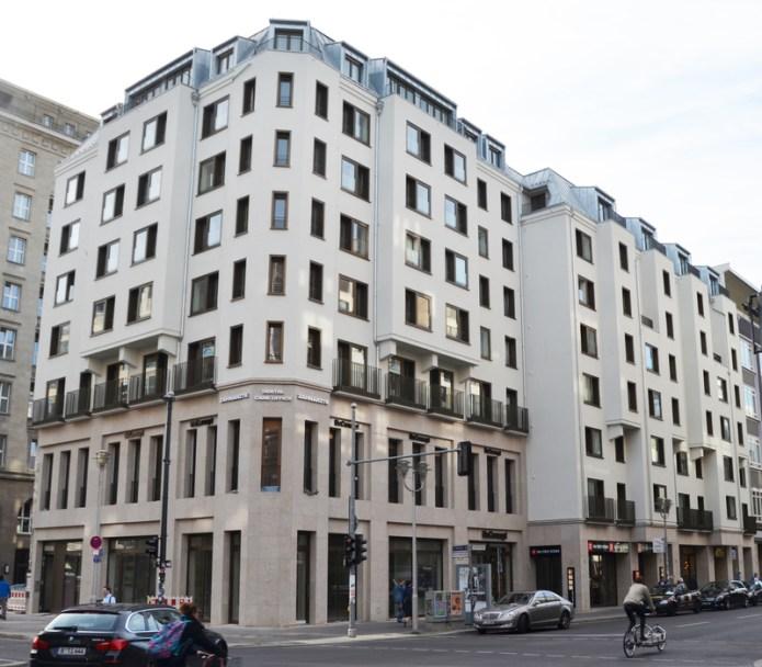 Friedrichstraße 130 am 09. August 2015