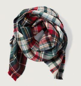 A & F Blanket Scarf