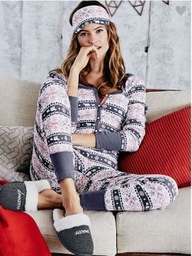 Victoria's Secret Thermal Fireside Pajama