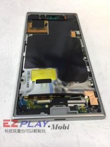 SONY XZ講電話螢幕黑屏? 這次是電池膨脹的關係?! SONY 手機維修