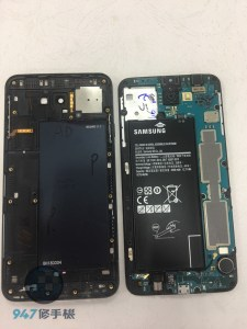 手遊讓 三星 J7 PRIME 螢幕面板破裂?!! 機主氣PUPU的說要更換螢幕 ! 三星 手機維修