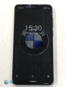 泡水NOKIA 5.1 PLUS 更換螢幕搶救資料大作戰!! NOKIA 手機維修