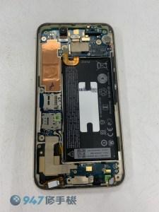 HTC 10 EVO 電池老化手機 電量90%就自動關機 該更換電池囉 HTC 手機維修