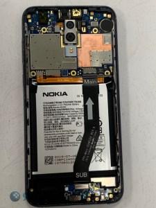 充電 接觸不良需要喬角度的 NOKIA 6.1 Plus!! NOKIA 手機維修