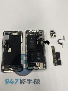 摔機的IPHONE X 不能按的開機按鍵崩潰的機主!!! IPHONE 手機維修