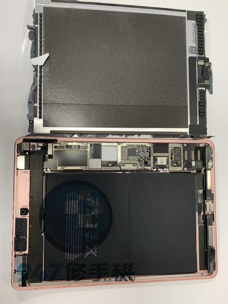 IPAD PRO 9.7平板維修-面板維修-電池更換02