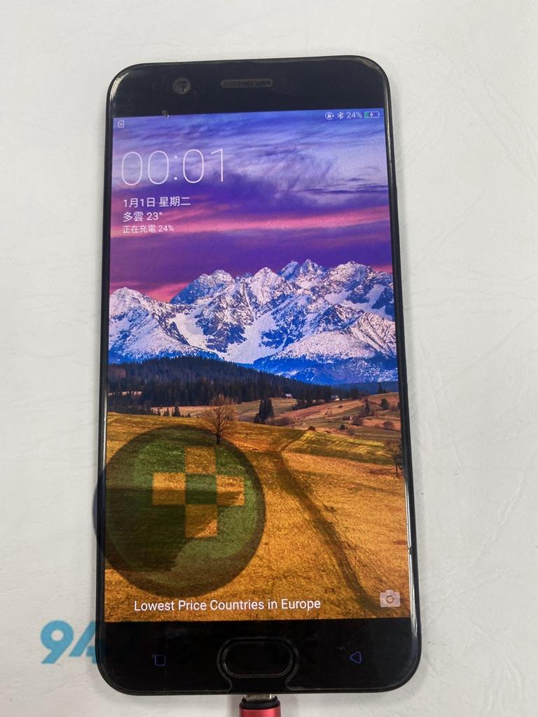 OPPO R11S手機維修_面板更換_電池更換03
