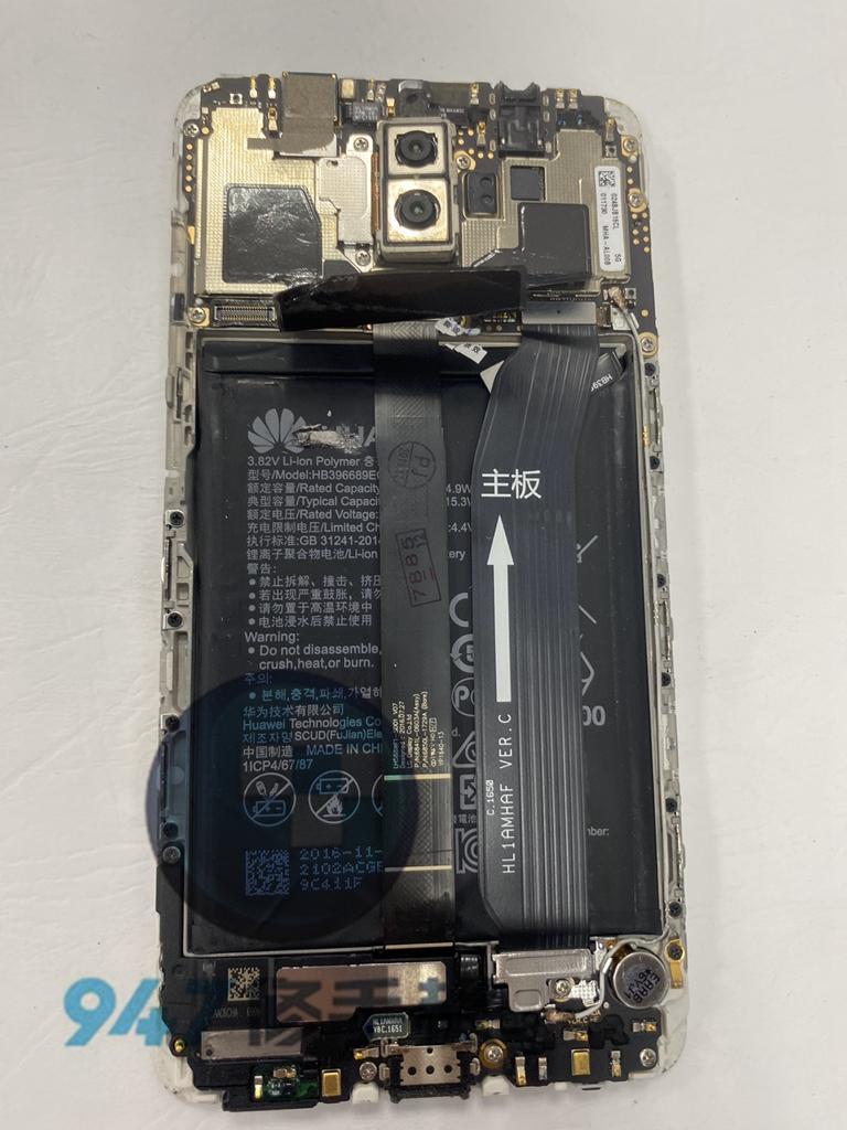 NOVA3I手機維修_電池更換_面板更換03