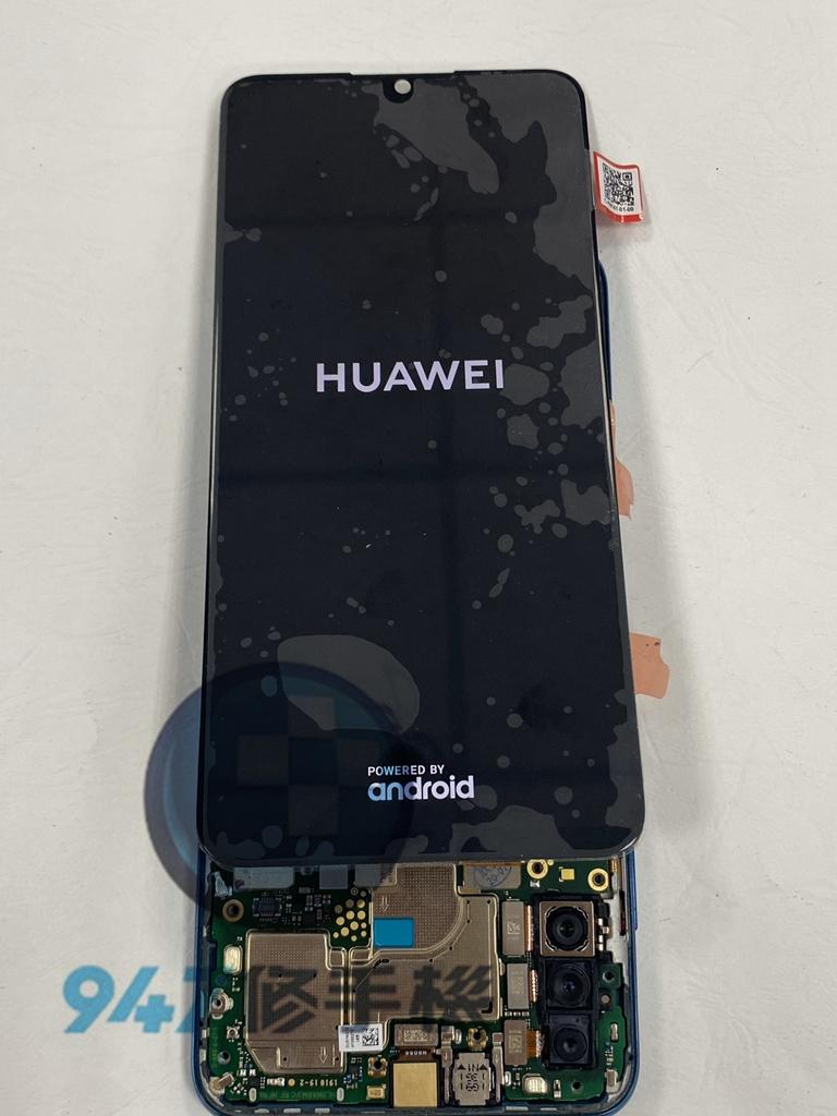 NOVA 4E手機維修_電池更換_面板更換04