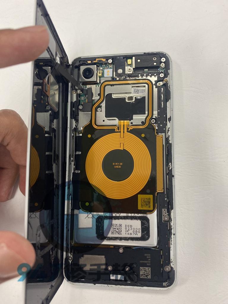 PIXEL 3手機維修_電池更換_面板更換03