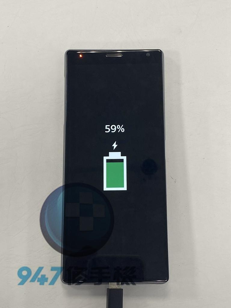 SONY X10+手機維修_尾插更換_面板更換04