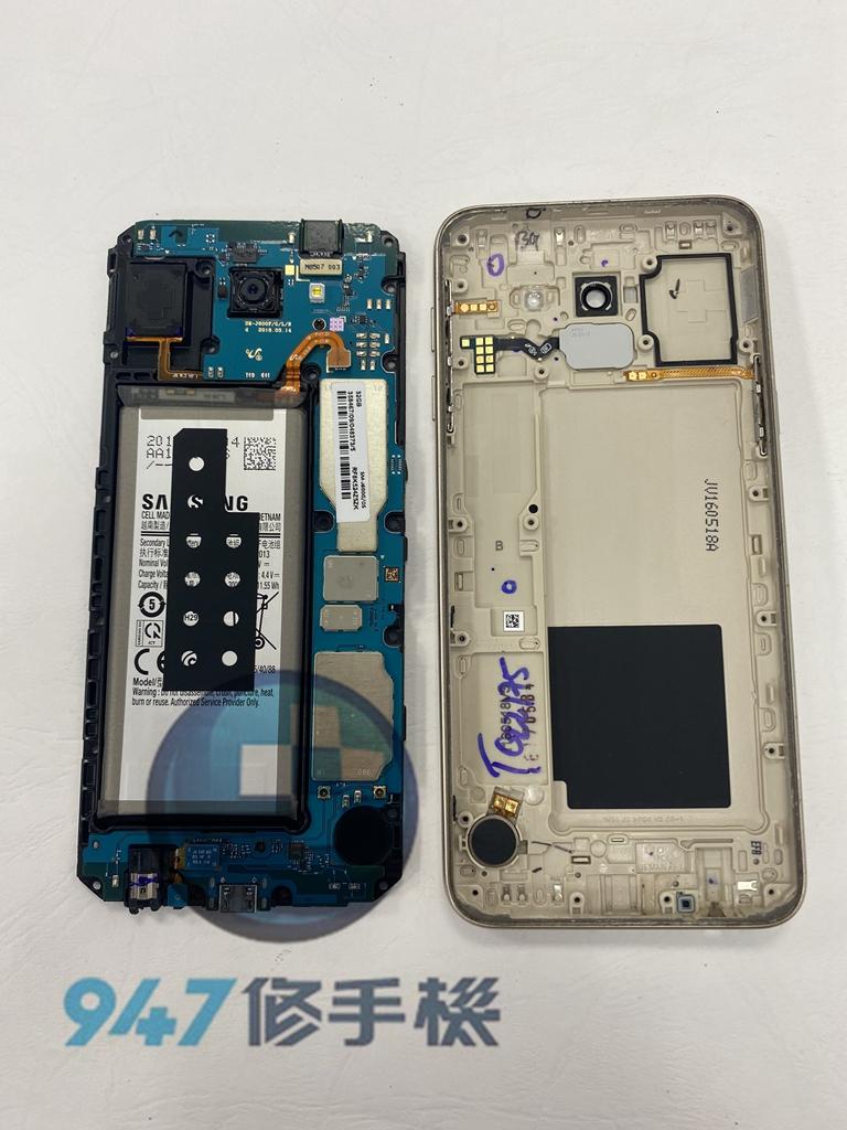 J6手機維修_電池更換_面板更換_尾插更換04