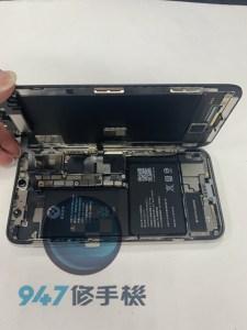 極度耗電的iphone X 電量剩1%的時候居然可以用2個小時!! Iphoen 手機維修