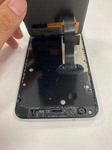 GOOGLE PIXEL 3A摔機後螢幕無法觸控,沒有備用手機想快速維修! PIXEL手機維修