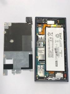 SONY XZ1摔到無法充電,剩不到10%電量,好怕無法開機怎麼辦?  SONY 手機維修