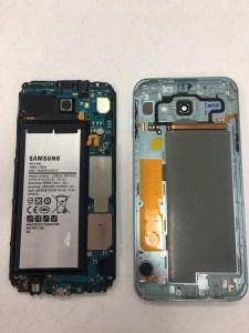 A8 2016不小心螢幕破裂了,完全沒有畫面怎麼辦 三星手機維修