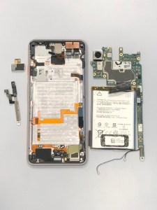 開PIXEL 3放置3個月無法開機,決定還是要維修!?  PIEXL 手機面板維修
