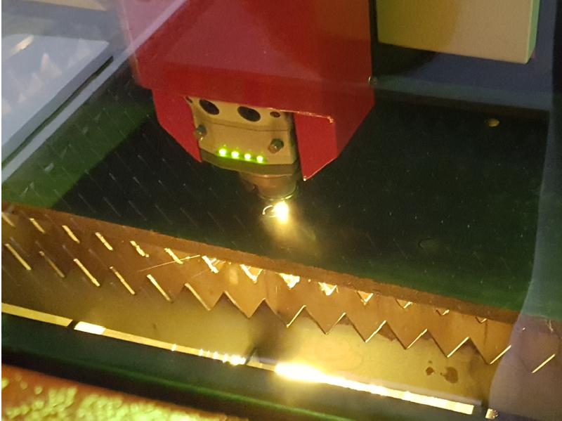 Corte por láser panamá
