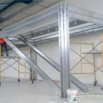 estructura metalica para entrepisos