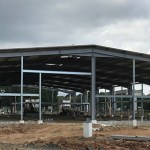 Construccion Sede National Car Rental panama