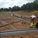 fundaciones para estructura galera