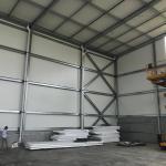 Construcción de ofibodega en Panamá