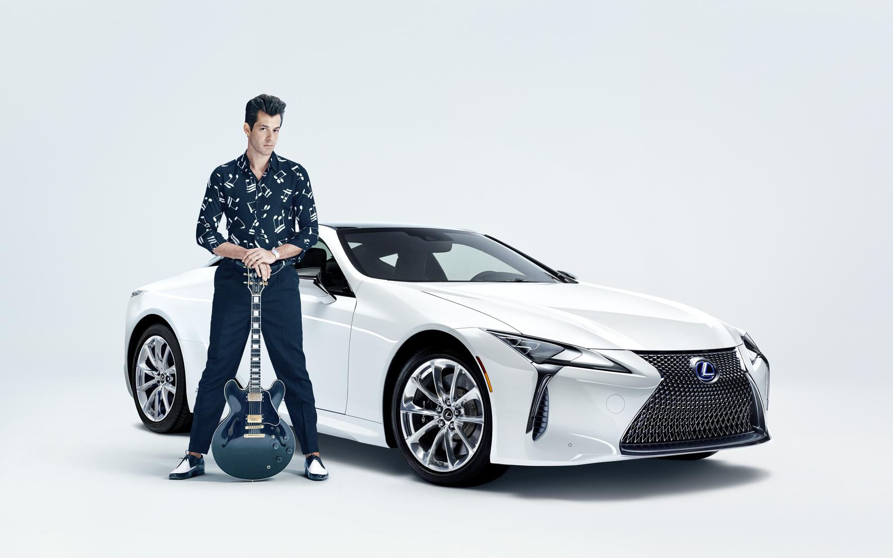 Lexus x Mark Ronson Announcement 7 F