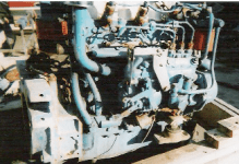2009 Jan – New tranny & engine overhaul