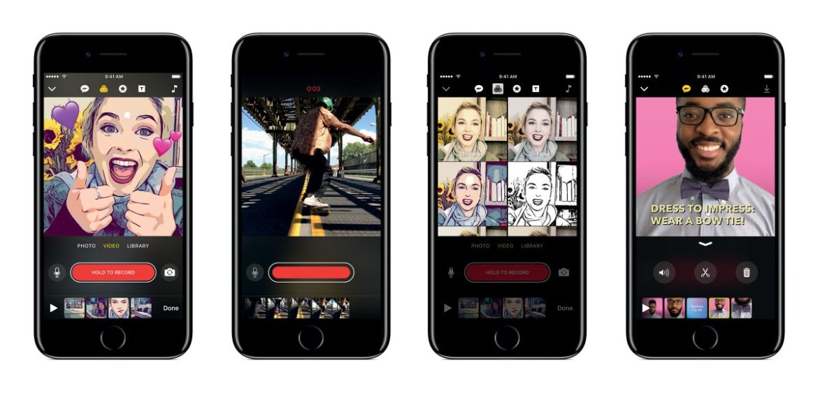How To Use Apple Clips App?