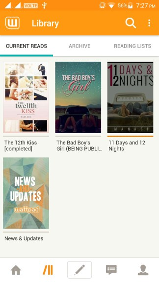 How To Use Wattpad app?