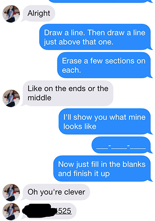 Tinder conversation starters for guys