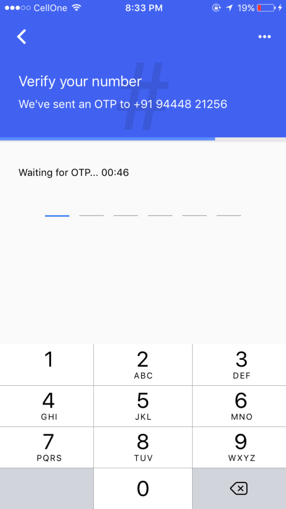 How to use Google Tez?