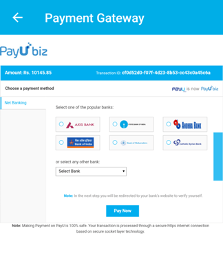 How to use Zebpay App to deposit payment gateway India