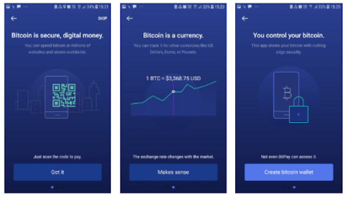 BitPay Got It, Make Sense, Bitcoin Value