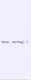 General code for the block structure appears like the following: