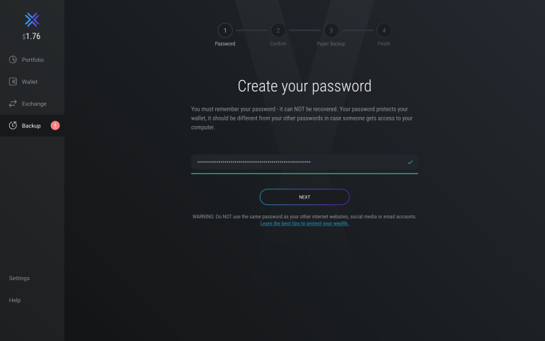 How to use Exodus Cryptocurrency Wallet