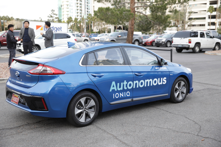 Hyundai to use HD maps to field self-driving cars at 2018 Winter Olympics