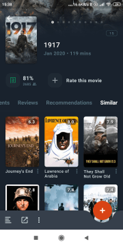 How to use Movie Recommendations app Moviebase?