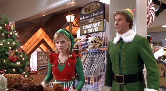 Twelve Days Of Christmas Review 1 Elf 2003 Fast And Fentress