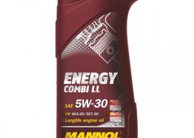 Mannol Energy 5w30 LONGLIFE 1 Liter voor €11,-