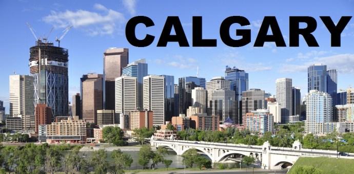 Mais Belas Cidades do Canadá para Morar Calgary, Alberta