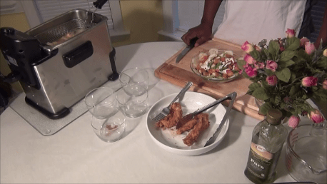 Buttermilk Chicken Tenders, Great Healthy Dinner Ideas