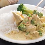 Creamy Chicken and Broccoli