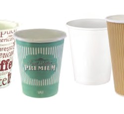 Vasos de papel
