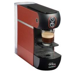 Cafetera Fiore Plus para cápsulas café arabo