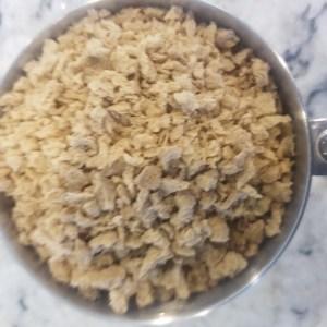 soya granules for keema matar