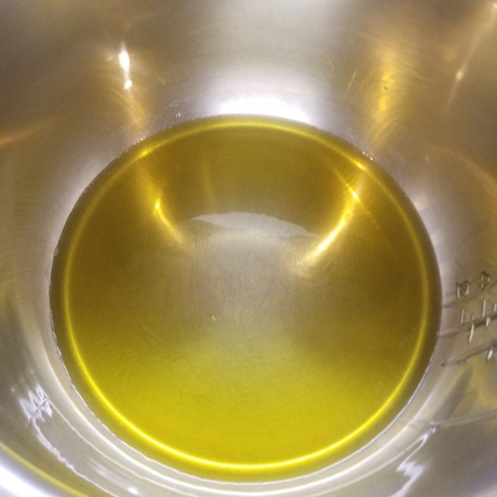 heat ghee in instant pot