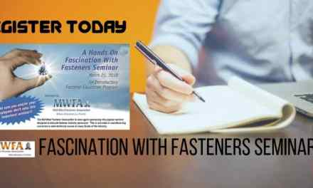 Fascination with Fasteners