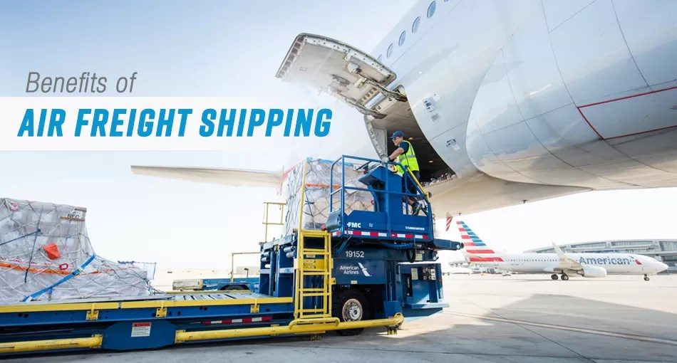 Some Obvious but Win-win Benefits of Air Freight Shipping