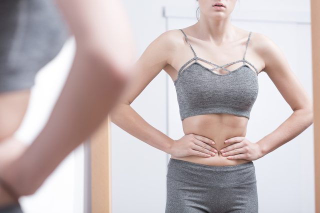 How to get an hourglass figure?